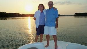 Lake Oconee Sunsets Never Ending-1